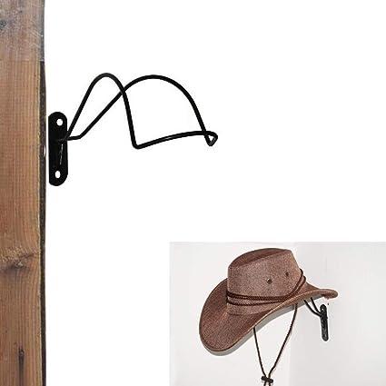 Universal - Metal Rack - Cowboy Hat Rack   Cowboy Hat Holder   Coyboy Hat  Organizer 4e103fd8bd62