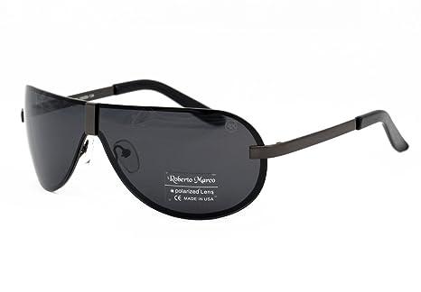 Roberto gafas de sol polarizadas Marco y pantalla a juego ...