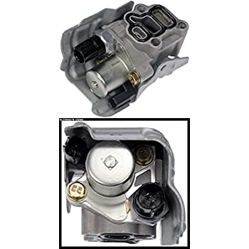 Spool valve vtec solenoid assembly with timing for 2011 honda crv motor oil type