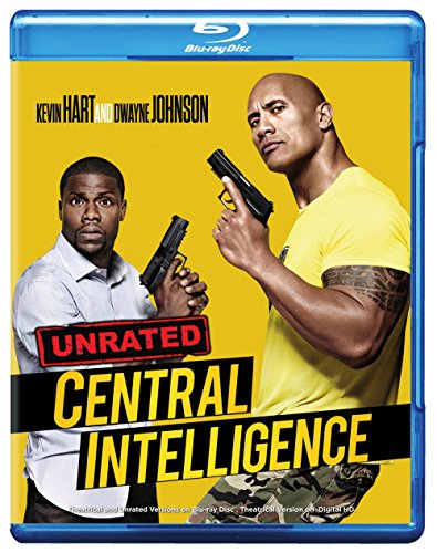 Central Intelligence (Blu-ray + Digital)