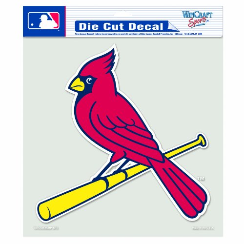 St Louis Cardinals Stickers - 8