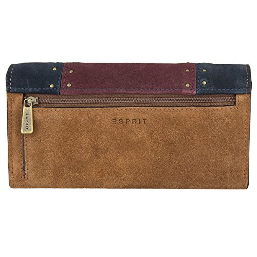 Joy Wallet Flap Brown Embrayage ESPRIT Rust SBRnq