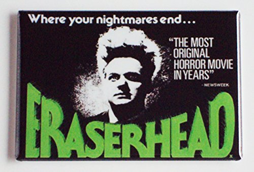 ter Fridge Magnet (2 x 3 inches) (Eraserhead Movie Poster)