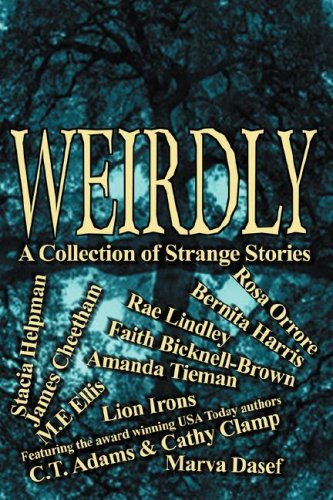 Read Online Weirdly: A Collection of Strange Tales pdf