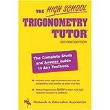 High School Trigonometry Tutor (High School Tutors Study Guides)