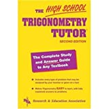 High School Trigonometry Tutor, Research & Education Association Editors, 0878915664
