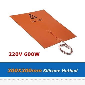 AiCheaX – Calentador de goma de silicona calentada con almohadilla ...