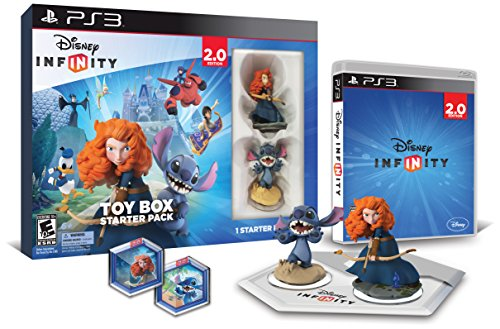 Disney INFINITY: Toy Box Starter Pack (2.0 Edition) - PlayStation 3 (2.0 Starter Box)