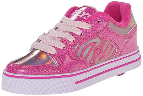 Heelys Motion Skate Shoe (Toddler/Little Kid/Big Kid), Fuchsia Pink, 2 M US Little Kid