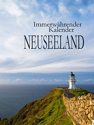 Immerwährender Kalender Neuseeland