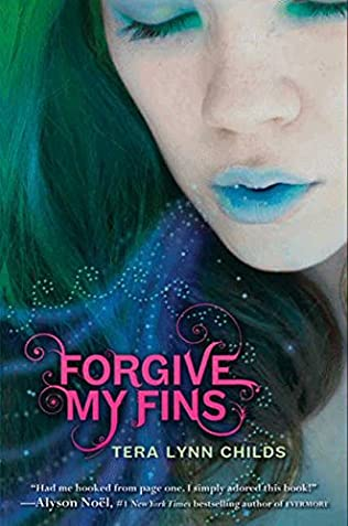 book cover of Forgive My Fins