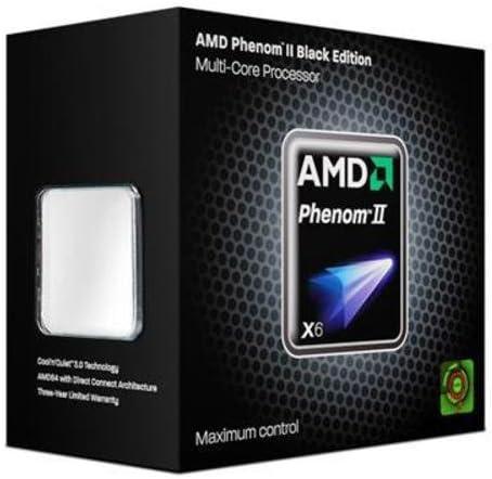 AMD HDE00ZFBGRBOX - Procesador CPU AMD Phenom II X6 1100T 3,3 GHz ...