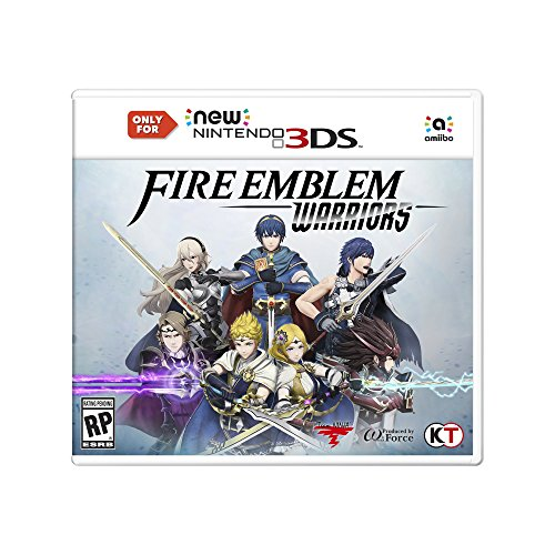 Fire Emblem Warriors - New 3DS [Digital Code] by Nintendo