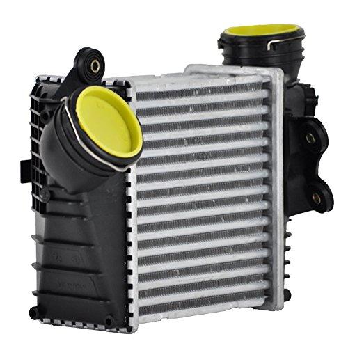- JSD E127 Intercooler Charge Air Cooler for 2002-2006 VW Golf Jetta 1.9L 1J0145803E 1J0145803L 1J0145803M
