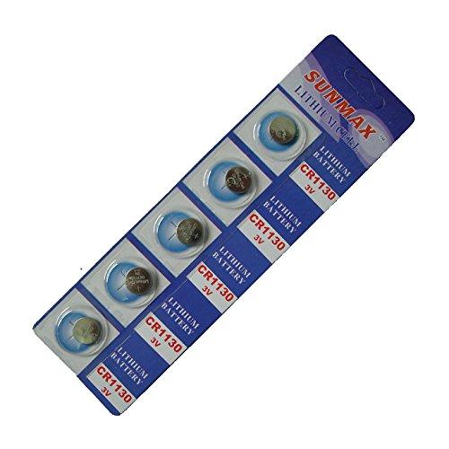 Generic 50 X Cr1130 Br1130 1130 3V Lithium Batteries