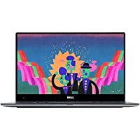 Dell XPS 13 9350 QHD 13.3 Inch Touchscreen Laptop Intel Core i5-6200U 8 GB RAM 256 GB SSD Silver Win 10 (Certified Refurbished)