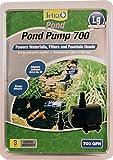 Tetra Pond 14936 Water Garden 700 GPH Pond Pump