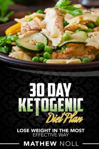 30-Day Ketogenic Diet Plan: Lose weight in the most effective way