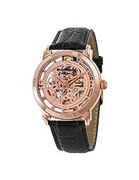 Stuhrling Original Men's Lifestyle 'Winchester' Skeleton Automatic Watch 165.334514