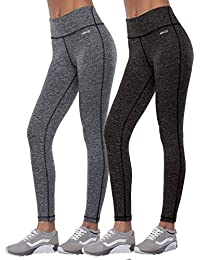 Aenlley Women's Activewear Yoga Pants High Rise Workout...
