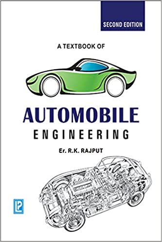 Buy A Textbook Of Automobile Engineering Book Online At Low Prices