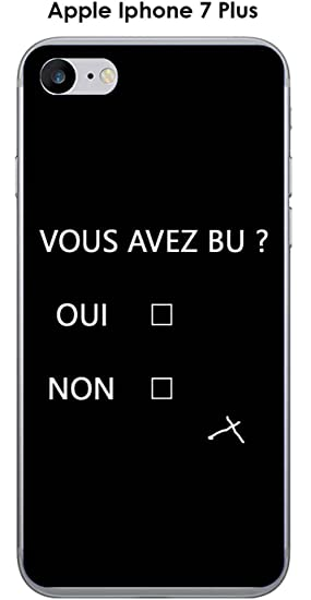 Onozo Carcasa Apple iPhone 7 Plus Design citación Necesitas ...
