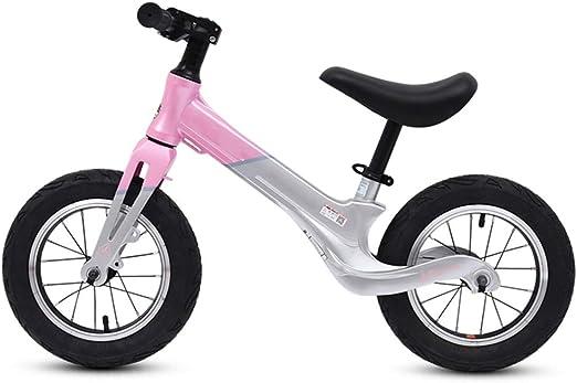 Bicicleta sin pedales Bici Equilibrio de Bicicleta de 2 años para ...