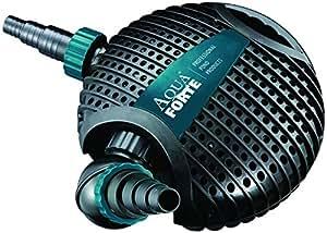 aquaforte Bomba o de serie (4.600–17.500L/h), caudal: 8.200L/h