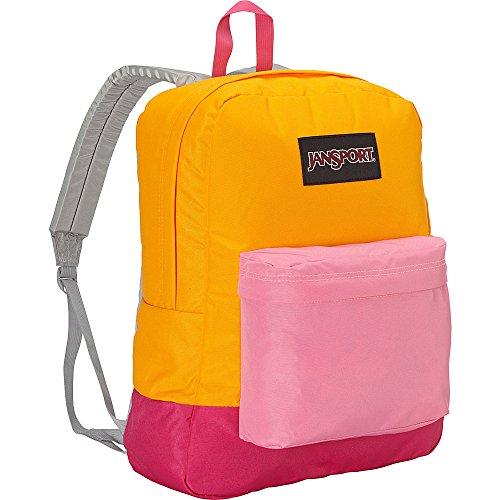 Jansport Black Label Superbreak Backpack Unisex Style : T60g