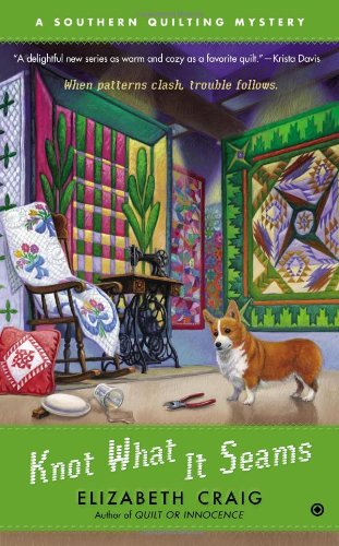 Full Southern Quilting Mystery Book Series by Elizabeth Spann Craig : quilting mysteries series - Adamdwight.com