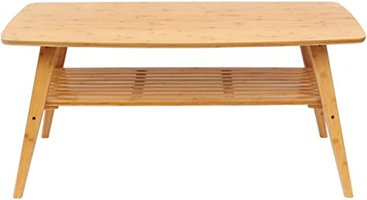 Amazon Com Yulan Coffee Table Bamboo Garden Japanese Style Small