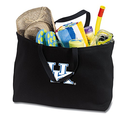Kentucky Wildcats Tote Bag - Broad Bay Jumbo Kentucky Wildcats Tote Bag or Large Canvas University of Kentucky Shopping Bag