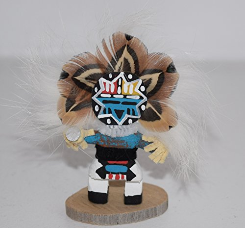 Used, Miniature Sunface Kachina for sale  Delivered anywhere in USA
