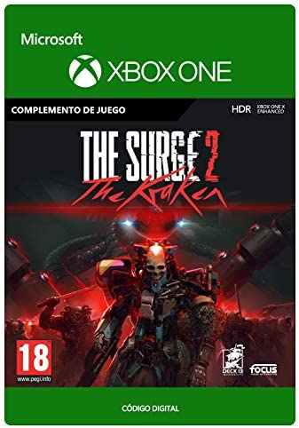 The Surge 2: Kraken Expansion   Xbox One - Código de descarga: Amazon.es: Videojuegos