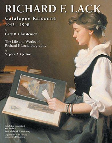 Richard F. Lack: Catalogue Raisonné Text fb2 book