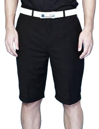 Running Nanquan Men Summer Cotton Linen Slim Casual Elastic Waist Solid Color Shorts Pants