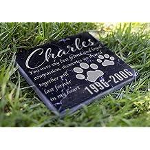 Memorial Pet Headstone - Loyal Companion - D2