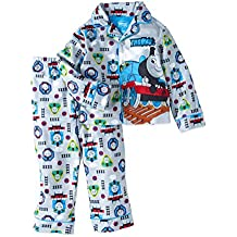 AME Thomas The Train 2 Piece Button Down Pajama Set For Toddlers (5T)