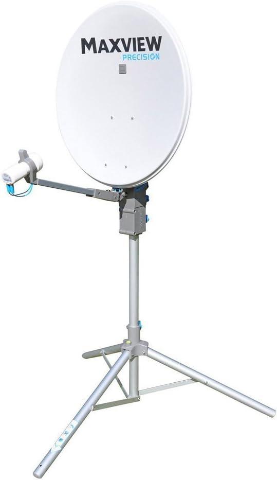 Maxview 40041 Sat-Kit, blanco, 75 cm: Amazon.es: Coche y moto