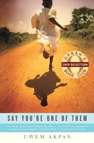 Say You're One of Them (Oprah's Book - Single Youre