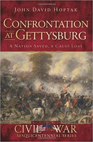 Book Confrontation at Gettysburg: A Nation Saved, a Cause Lost (Civil War Series) by John David Hoptak (2012-11-20)