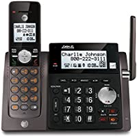 AT&T CL83143 Cordless answering system with caller ID/call waiting