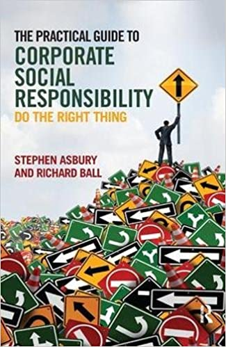 Book The Practical Guide to Corporate Social Responsibility: Do the Right Thing