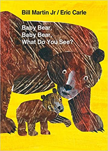 amazon baby bear baby bear what do you see world of eric carle