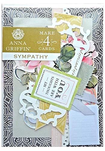 Anna Griffin Card Kit Sympathy Eleanor (SB717)