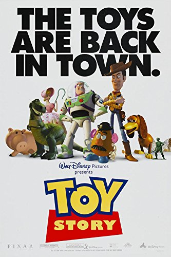 Toy Story 2 Poster - TOY STORY MOVIE POSTER 2 Sided ORIGINAL 27x40 DISNEY