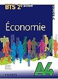 Les Nouveaux A4 Economie 2e année BTS 3e édition by Jean-Louis Rivaud (2014-04-30)