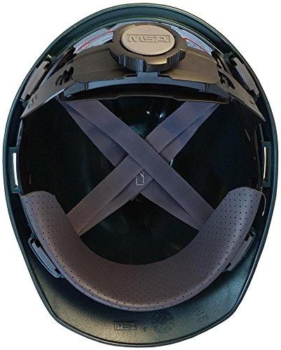 MSA NFL Ratchet Suspension Hardhats - Philadelphia Eagles Hard Hats by MSA (Image #1)