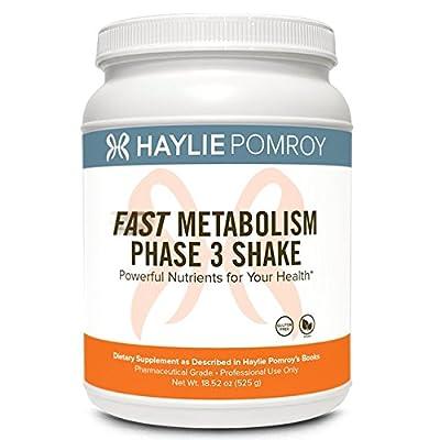 Haylie Pomroy's Fast Metabolism Diet Shake Phase 3: Unleash the Burn