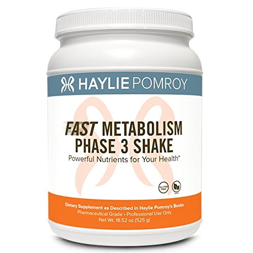 Haylie Pomroy's Fast Metabolism Diet Shake Phase 3: Unleash the Burn by Haylie Pomroy
